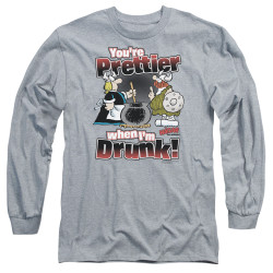 Image for Hagar The Horrible Long Sleeve Shirt - Pretty