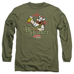 Image for Hagar The Horrible Long Sleeve Shirt - Beer Hunter