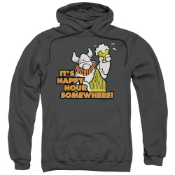 Image for Hagar The Horrible Hoodie - Happy Hour