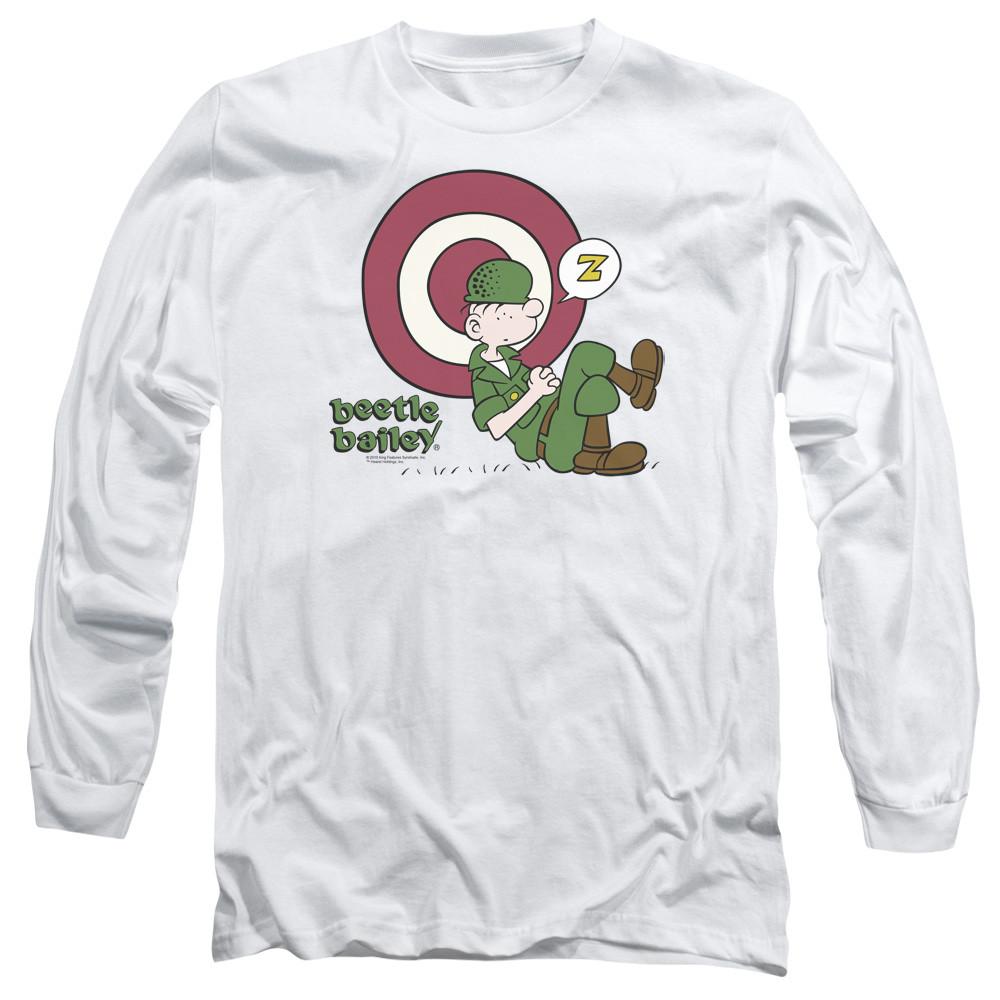 f8bd0bd5f4 Beetle Bailey Long Sleeve Shirt - Target Nap. Loading zoom