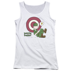 Image for Beetle Bailey Girls Tank Top - Target Nap