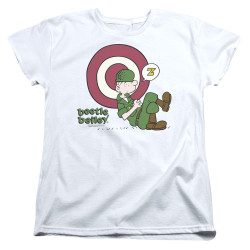 Image for Beetle Bailey Womans T-Shirt - Target Nap