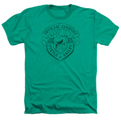 Image for Beetle Bailey Heather T-Shirt - Official Badge