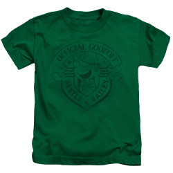 Image for Beetle Bailey Kids T-Shirt - Official Badge