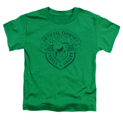 Image for Beetle Bailey Toddler T-Shirt - Official Badge