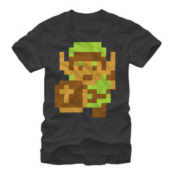 Image for Legend of Zelda Original Link T-Shirt