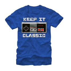 Image for Nintendo Keep it Classic T-Shirt