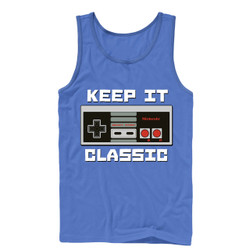 Image for Nintendo Keep It Classic Tank Top
