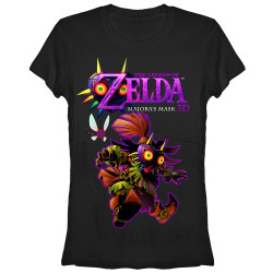 Image for Legend of Zelda Juniors T-Shirt - Masked Jump