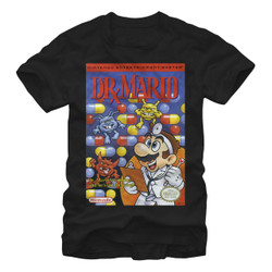 Image for Mario Bros NES T-Shirt
