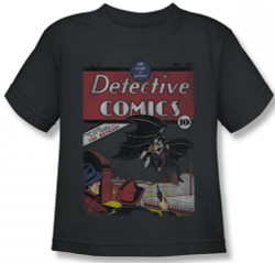 Image for Batman Kids T-Shirt - Detective #27 Distressed