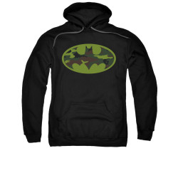 Image for Batman Hoodie - Camo Logo