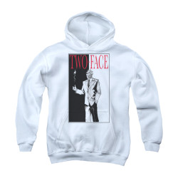 Image for Batman Youth Hoodie - Two Face