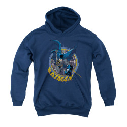 Image for Batman Youth Hoodie - In The Crosshairs