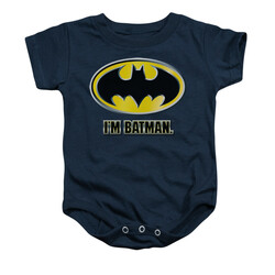 Image for Batman Baby Creeper - I'm Batman