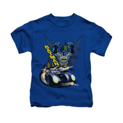 Batman Kids T-Shirt - By Air & By Land