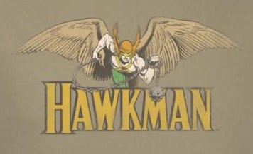 Image for Hawkman in Flight T-Shirt