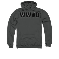 Image for Batman Hoodie - WWBD Mask