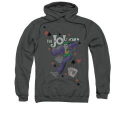 Image for Batman Hoodie - Always A Joker