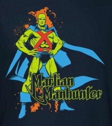 Image for Martian Manhunter T-Shirt