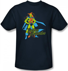Image Closeup for Martian Manhunter T-Shirt