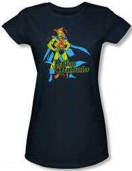 Image for Martian Manhunter Girls Shirt