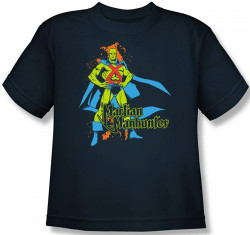 Image for Martian Manhunter Youth T-Shirt