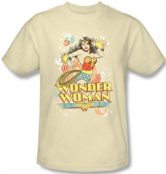 Image for Wonder Woman Strength & Beauty T-Shirt