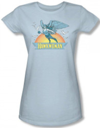 Image for Hawkwoman Girls Shirt
