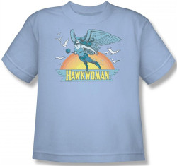 Image for Hawkwoman Youth T-Shirt