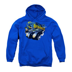 Image for Batman Youth Hoodie - Batmobile