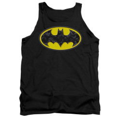 Image for Batman Tank Top - Bats In Logo