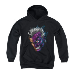 Image for Batman Youth Hoodie - Just Face