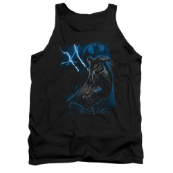 Image for Batman Tank Top - Lightning Strikes