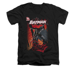 Image for Batman V Neck T-Shirt - #655 Cover