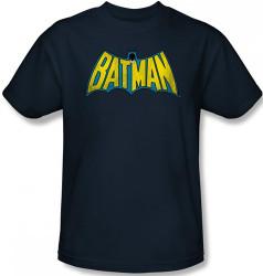 Batman T-Shirt - Retro Logo