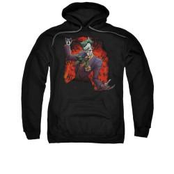 Image for Batman Hoodie - Joker's Ave