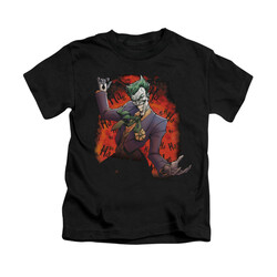 Image for Batman Kids T-Shirt - Joker's Ave