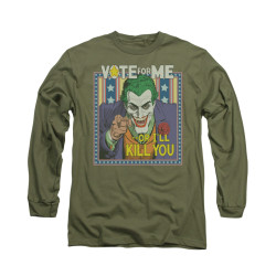 Image for Batman Long Sleeve Shirt - Dark Detective #1