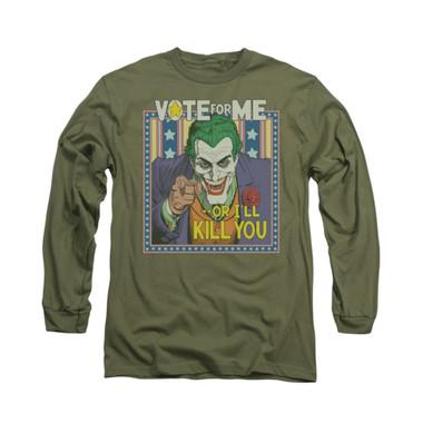 Image for Batman Long Sleeve Shirt - Dark Detective #1
