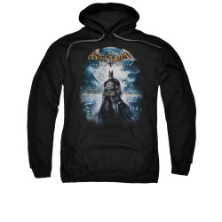 Image for Batman Arkham Asylum Hoodie - Game Cover