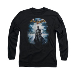 Batman Arkham Asylum Long Sleeve Shirt - Game Cover