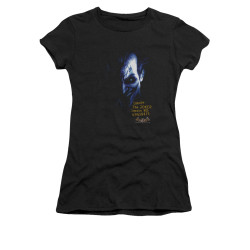 Image for Batman Arkham Asylum Girls T-Shirt - Arkham Joker