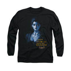 Image for Batman Arkham Asylum Long Sleeve Shirt - Arkham Poison Ivy