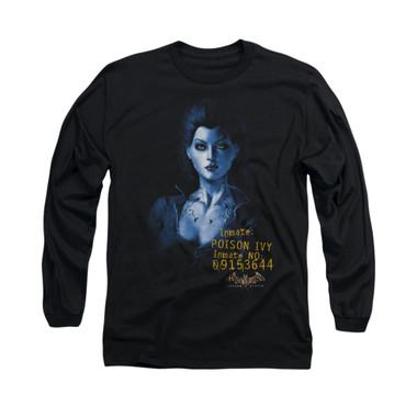 Image for Batman Arkham Asylum Long Sleeve Shirt - Arkham Poison Ivy