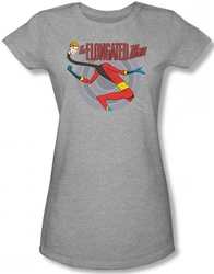 Image for The Elongated Man Girls Shirt