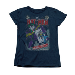 Image for Batman Womans T-Shirt - #251 Distressed