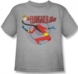 Image for The Elongated Man Kid's T-Shirt