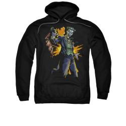 Image for Batman Hoodie - Joker Bang