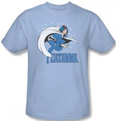 Image Closeup for Zatanna T-Shirt